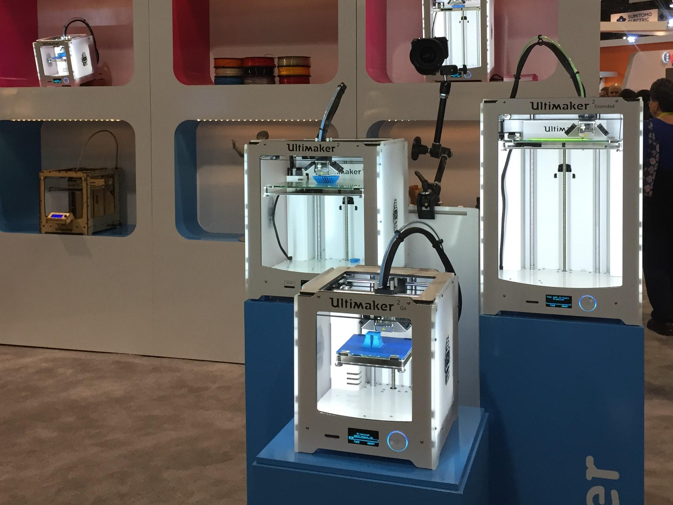 3D print publiekstrekker